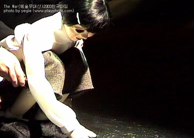 The War(예술무대산)한국마임2003